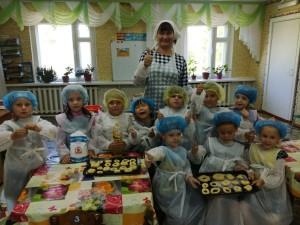 """тематическая неделя """"хлеб - всему голова"""""""