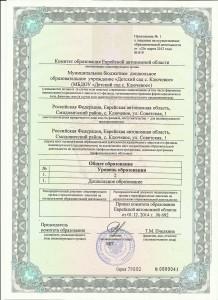 приложение-лицензии